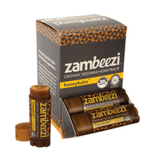 Load image into Gallery viewer, Zambezi honey balm lip balm