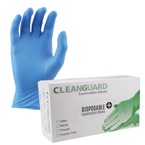 Cleanguard Gloves - Nitrile