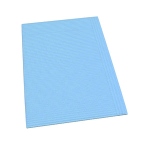 2 Ply Dental Bibs In Blue – 17 3/4″ X 12 7/8″ – Box Of 500