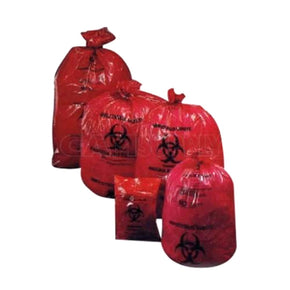 Biohazard Bags – 4 Gallon – Pack Of 100
