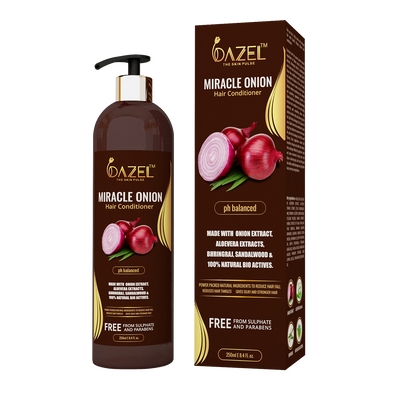 Dazel- Miracle Onion Hair Conditioner 250 ml - dazel-the-skin-pulse