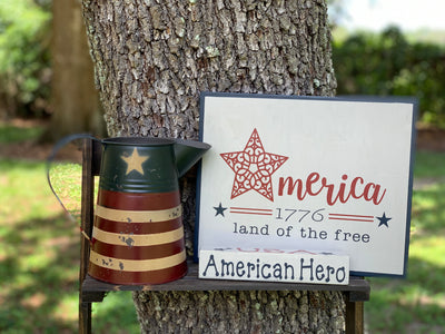 America (July Sign of the Month)