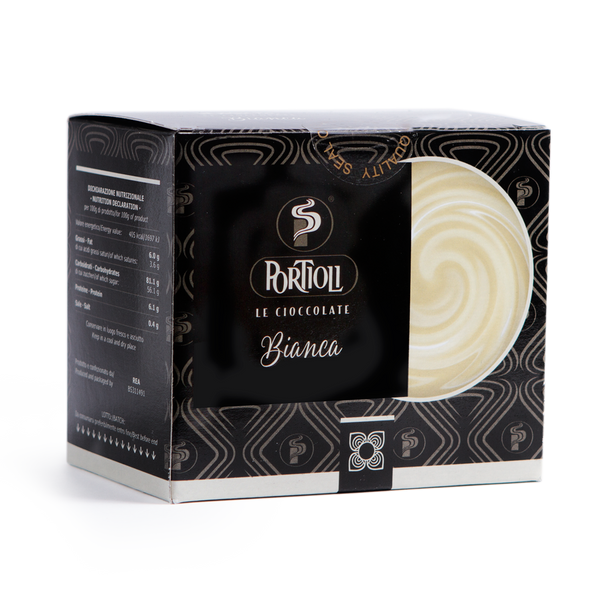 WHITE CHOCOLATE PORTIOLI SACHET