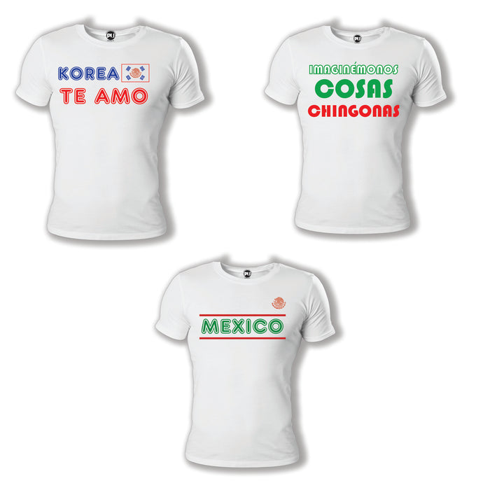 BEST SELLER (Buy all 3 tees together and Save)