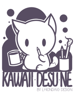 Kawaii desu ne? by Lhiondaig Design