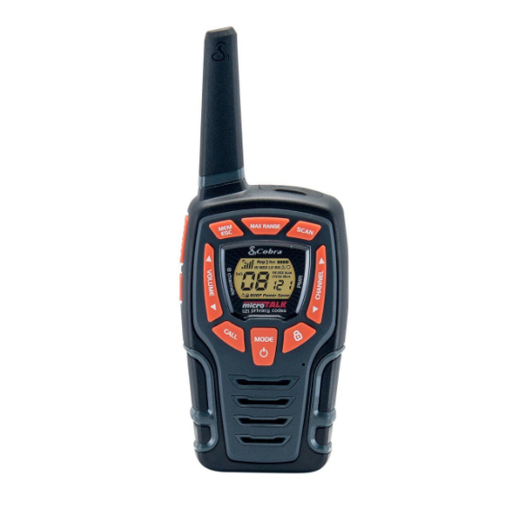 Cobra Adventure AM845 10km 2-Way PMR Radio 2-Pack