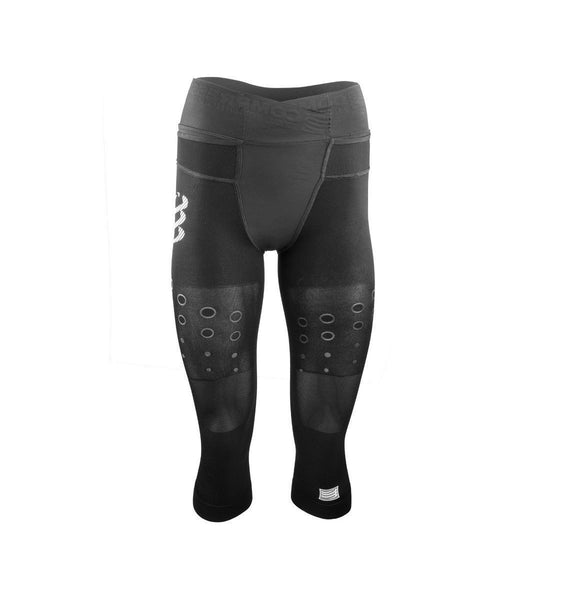 COMPRESSPORT WOMAN TRAIL RUNNING PIRATE ¾ - techsmartwear
