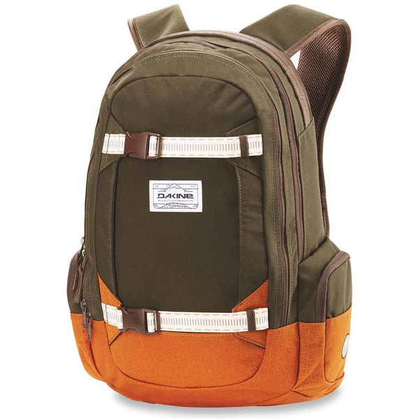 Dakine Mission 25L Backpack Timber