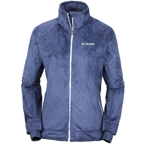 Columbia Women's Pearl Plush II Fleece Jacket Nocturnal