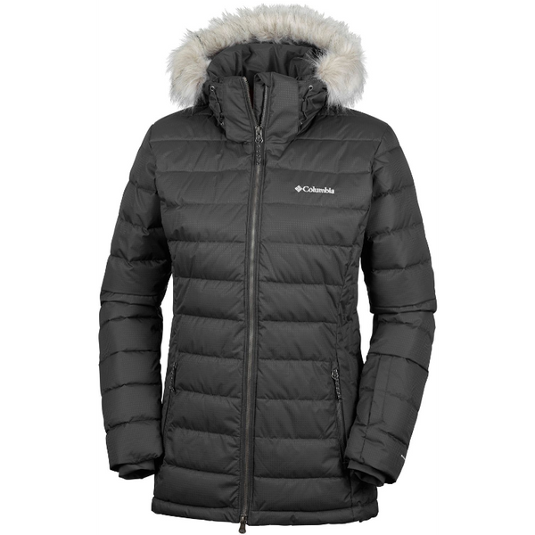Columbia Women's Ponderay Jacket Black