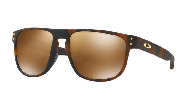 Oakley Sunglasses Matte Dark Tortoise Brown / Prizm Tungsten Polarized Oakley Holbrook R