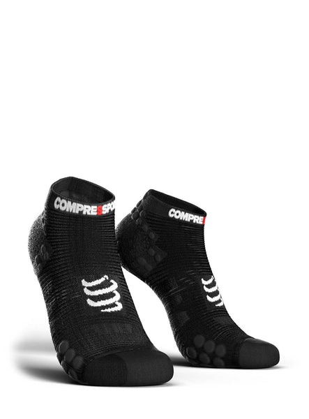 Compressport Pro Racing Socks V3.0 Run Low - techsmartwear