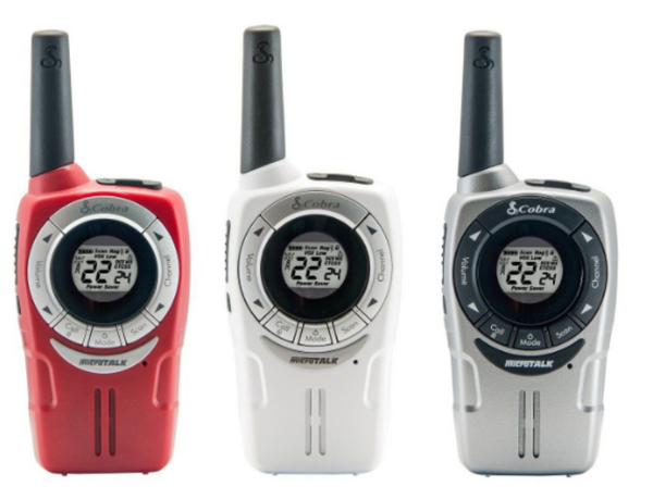 Cobra Soho SM660 8km 2-Way PMR Radio 3-Pack