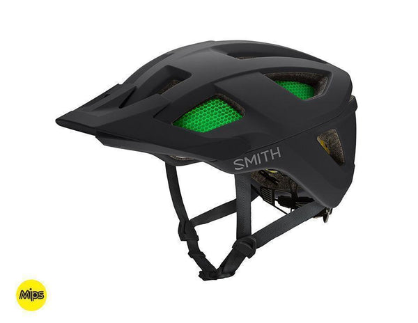 Smith Helmet MIPS Matte Black / Small (51-55 cm) Smith Session Cycle Helmet Men's