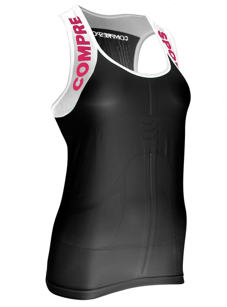 Compressport Woman Trail Running Shirt V2 Ultra Tank Top - techsmartwear