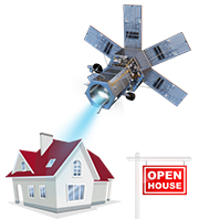 Satellite Event & Open House Crasher - Client Supplied Landing Page - USA Only