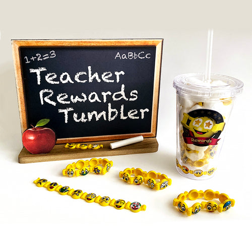 Teacher Rewards Tumbler