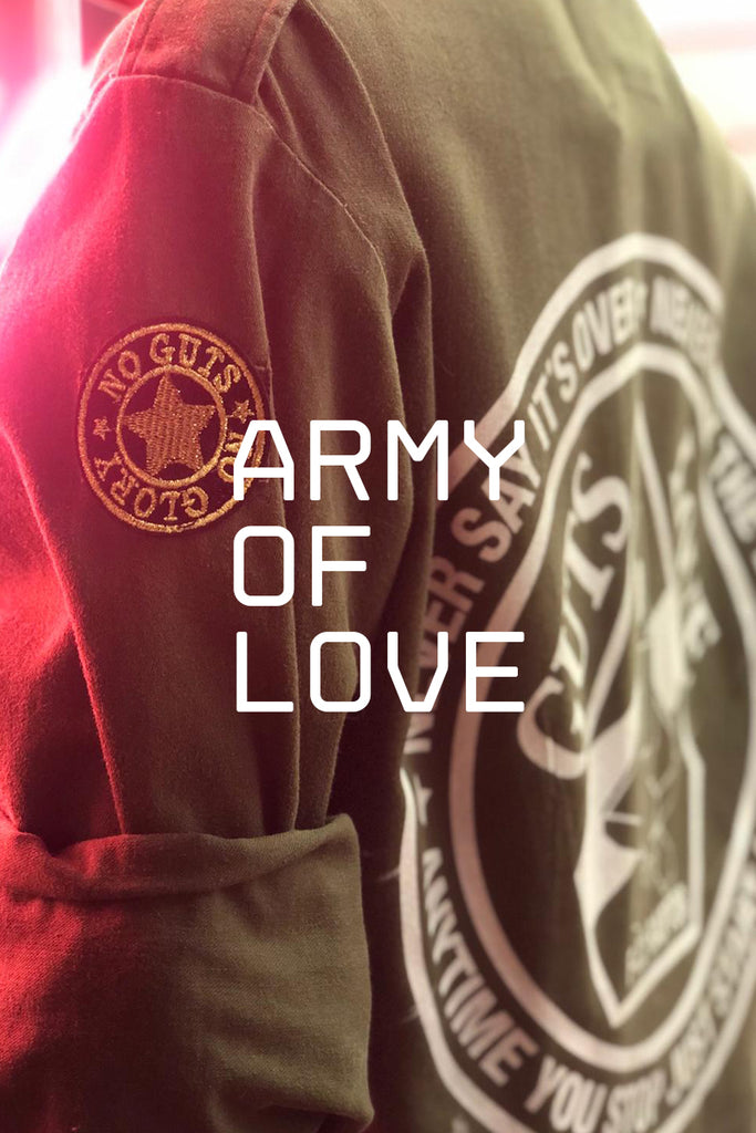 BLK FRIDAY - ARMY OF LOVE