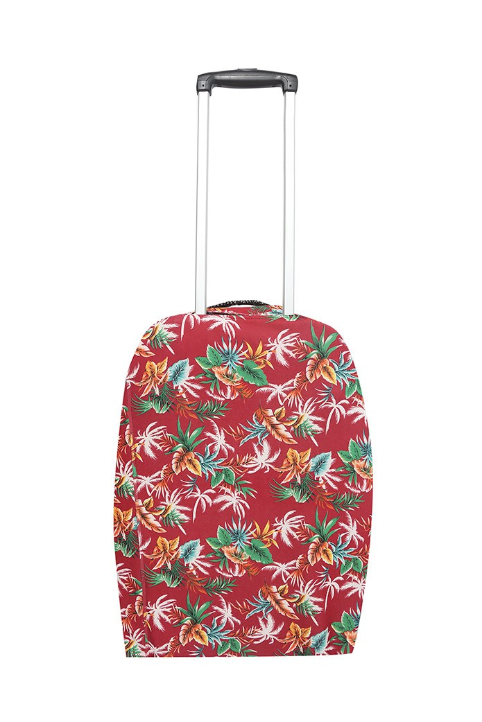 GUTS&LOVE G&L PATCHED LUGGAGE SUIT TROPICAL
