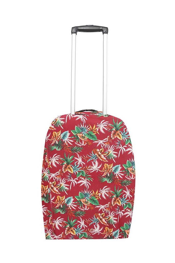 G&L PATCHED LUGGAGE SUIT TROPICAL