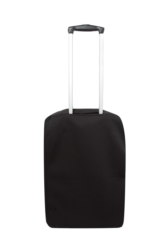 GUTS&LOVE G&L LUGGAGE COVER BLACK WHITE
