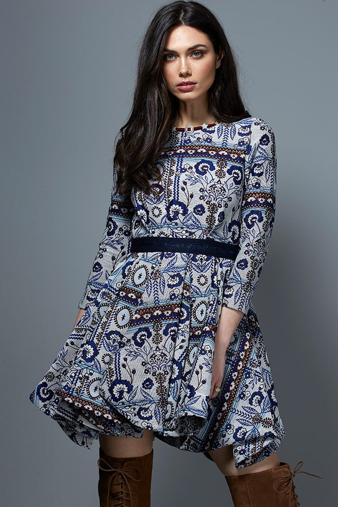 JACQUARD DREAM DRESS