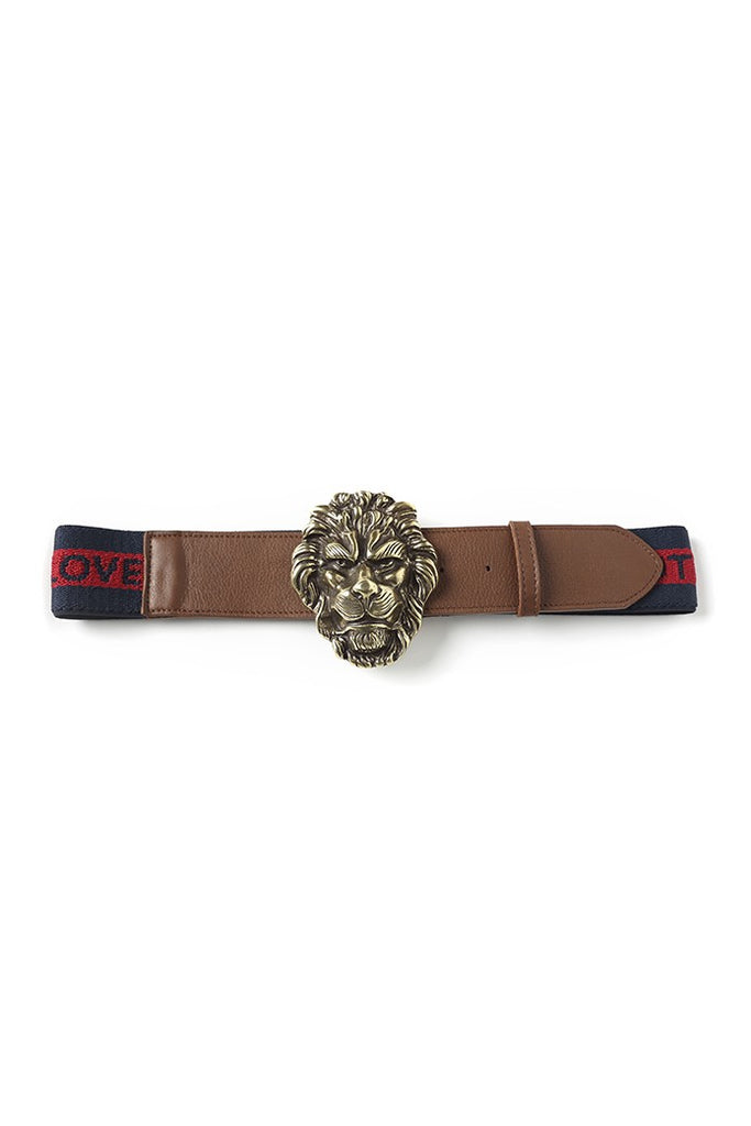 LION IN LOVE BELT