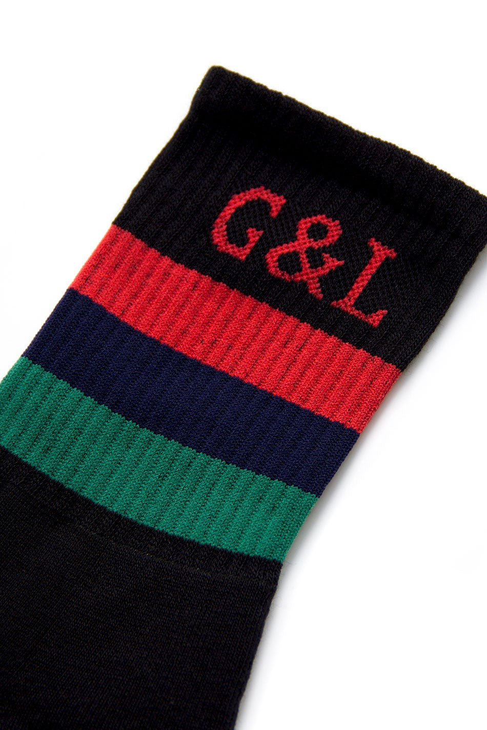 G&L BLACK SOCK