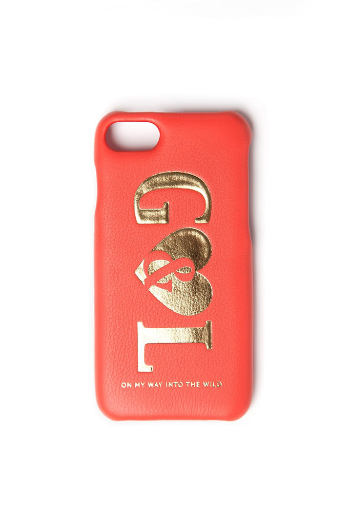 G&L Case iPhone 6/7/8 CORAL