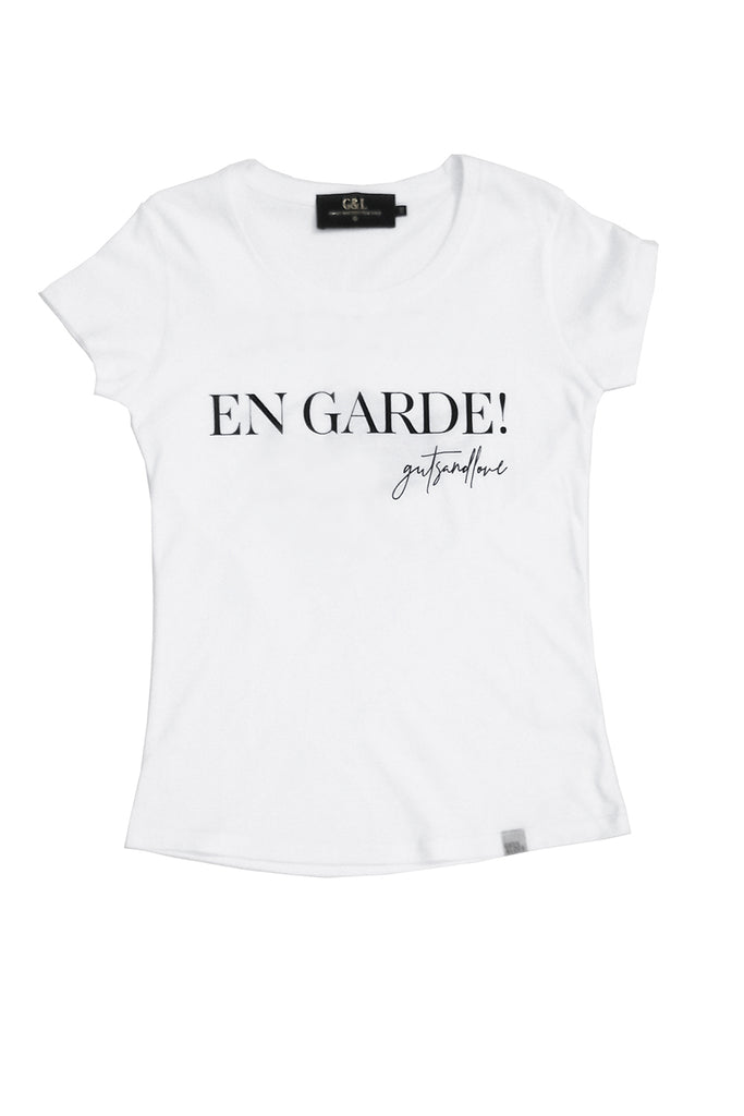 camiseta EN GARDE! TEE de Guts and love