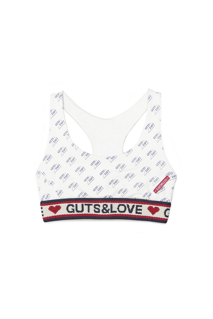 Top deportivo TOUCHÉ SPORT de Guts and love