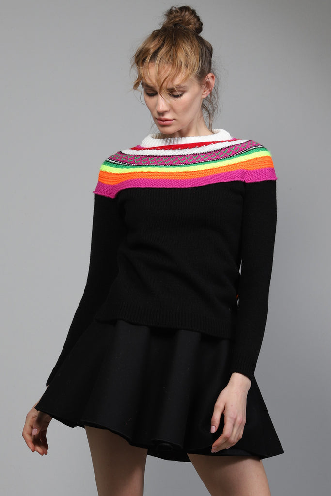 Jersey RAINBOW SWEATER de la colección TOUCHÉ de Guts and love