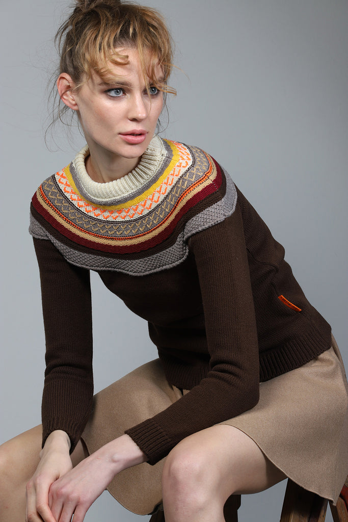 Jersey AUTUMN SHADES SWEATER de la colección TOUCHÉ de Guts and love
