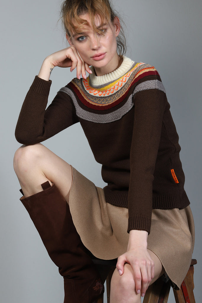 AUTUMN SHADES SWEATER