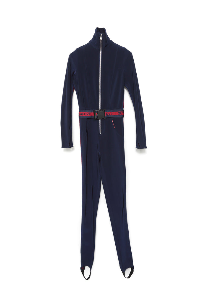 Silueta del mono APRÈS SKI JUMPSUIT de Guts and love