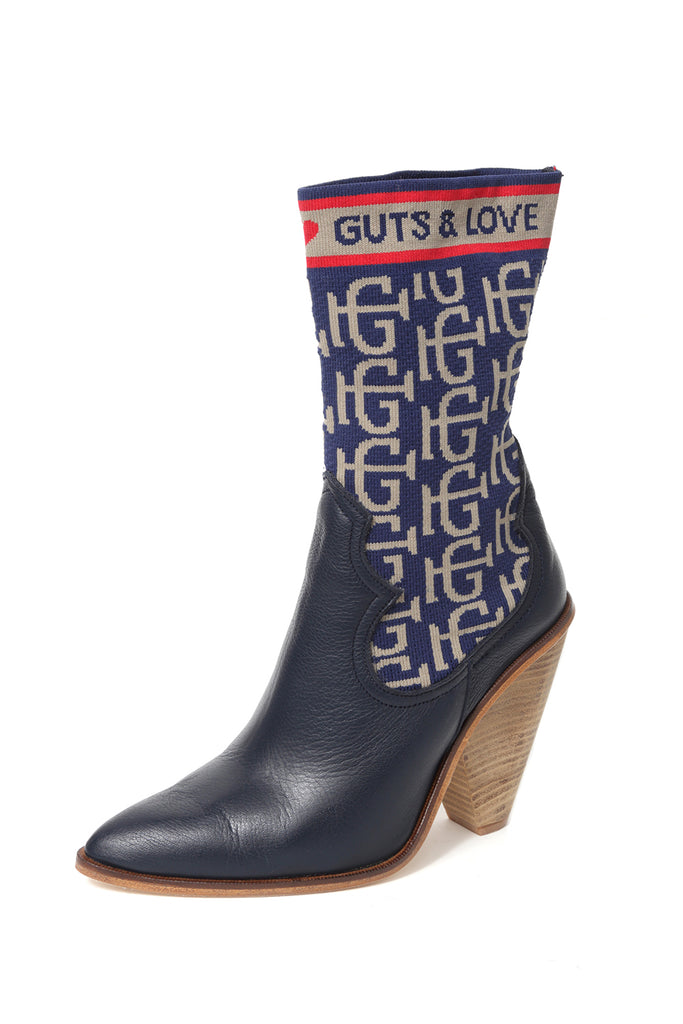 Botines G&L KNIT BOOTS de Guts and love