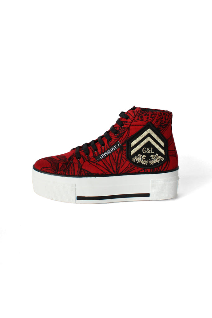 JUNGLE FEVER HIGH SNEAKERS