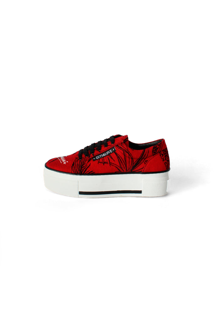 JUNGLE FEVER LOW SNEAKERS