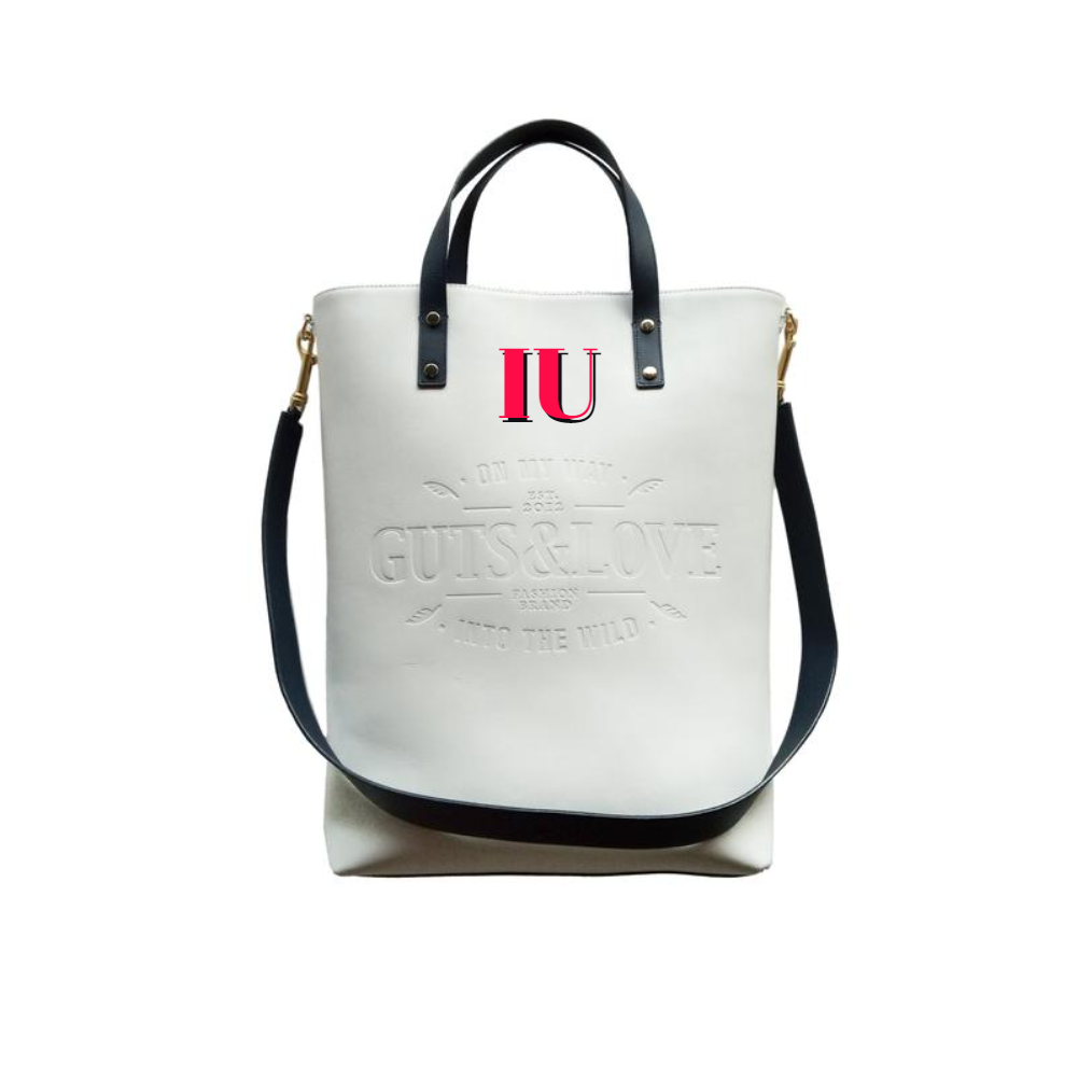 CUSTOM TOTE TOUCHÉ WHITE - Customer's Product with price 170.00