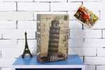 Tower of Pisa Book Safe