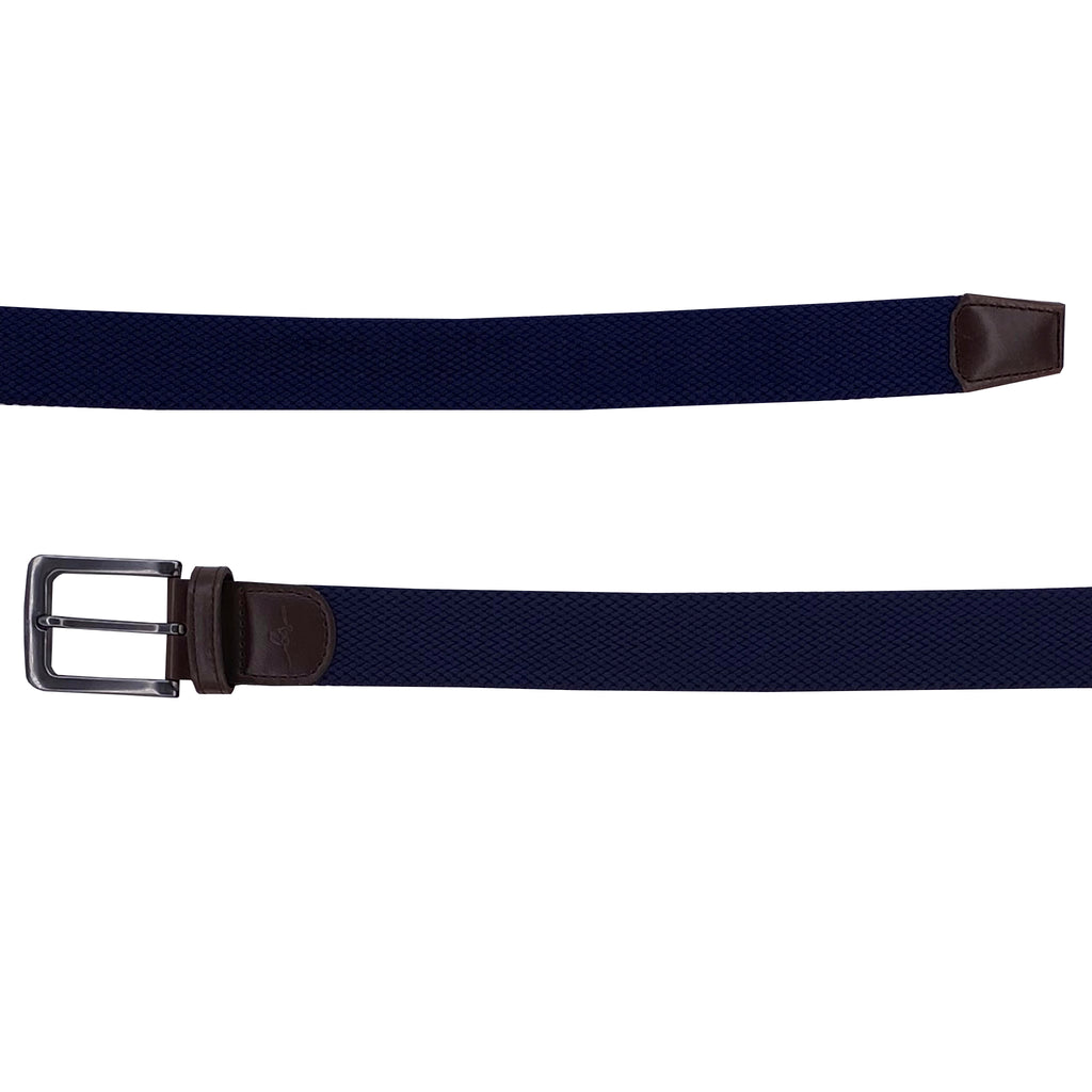 B Scott Performance Stretch Belt (Navy)