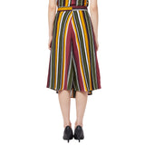A line striped Skirt