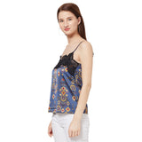 Printed camisole top