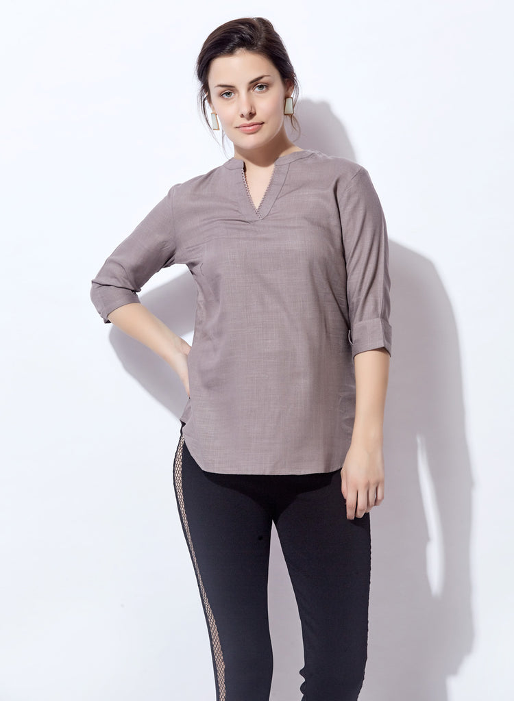Basic essential tunic