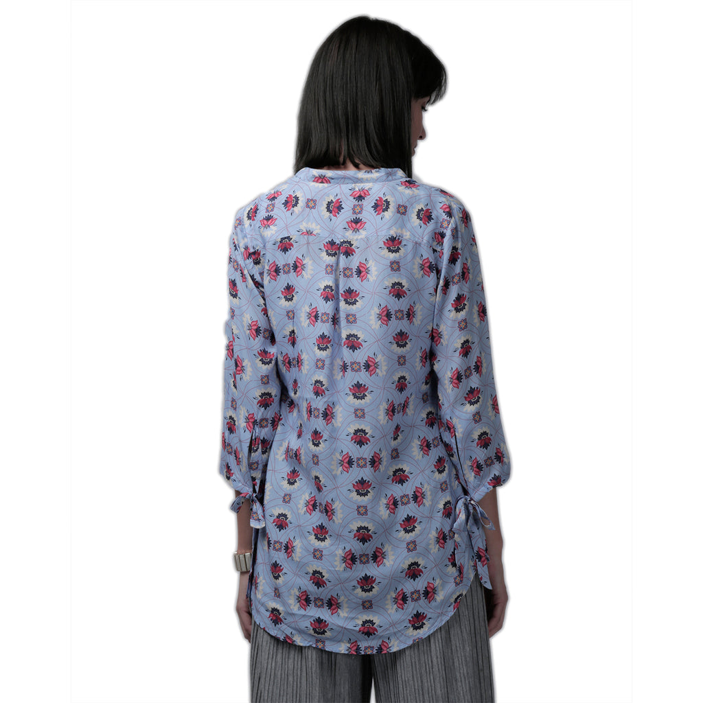 Digitally Printed Modal Tunic