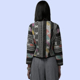 Smart Fit Jacquard Jacket