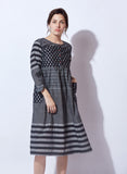 Handloom Woven Dress