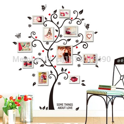 DIY Tree Mural Wall,Wall Stickers - I Heart Walls