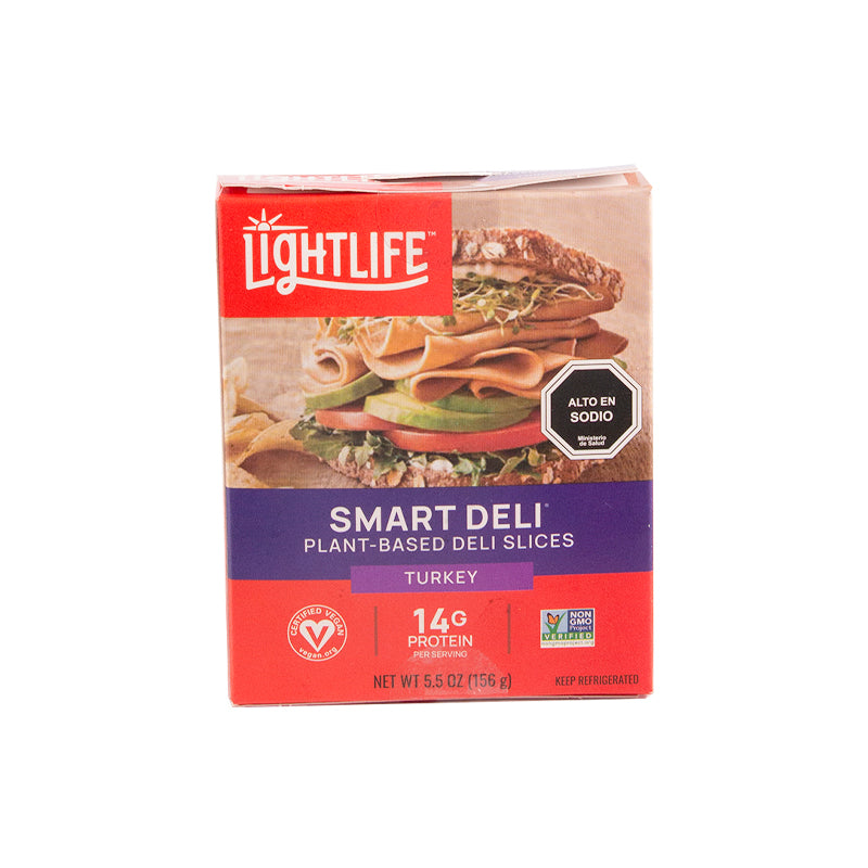 Smart Deli Veggie Turkey Slices