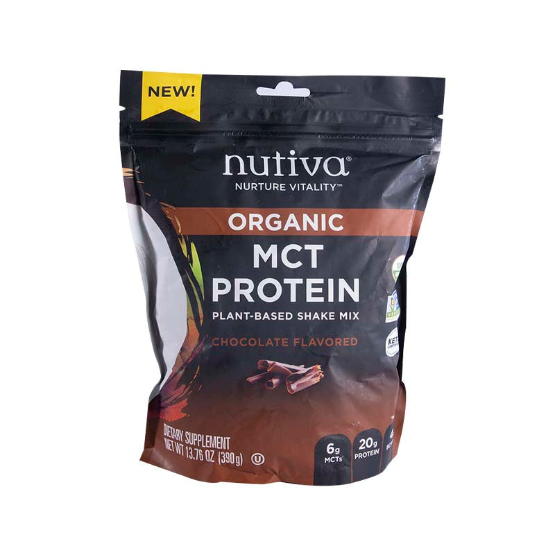 MCT Protein Chocolate Orgánico